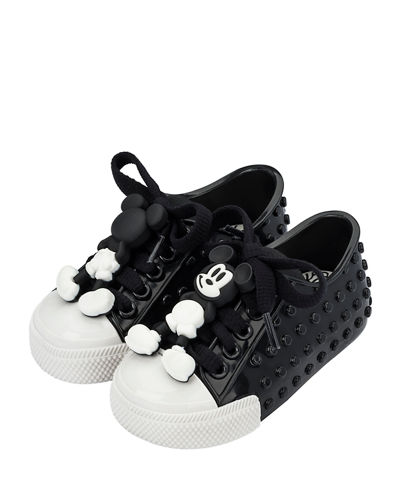 Polibolha + Disney Bubbled PVC Sneakers, Toddler
