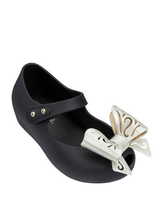 Mini Melissa Ultragirl IX Bow Mary Jane, Toddler
