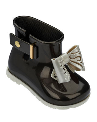 Mini Melissa Sugar Bow Rainboot, Toddler