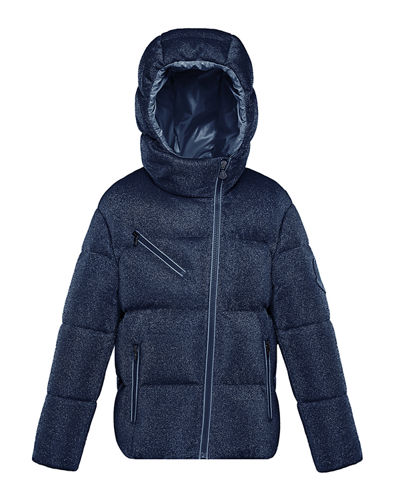 moncler grey and black jacket