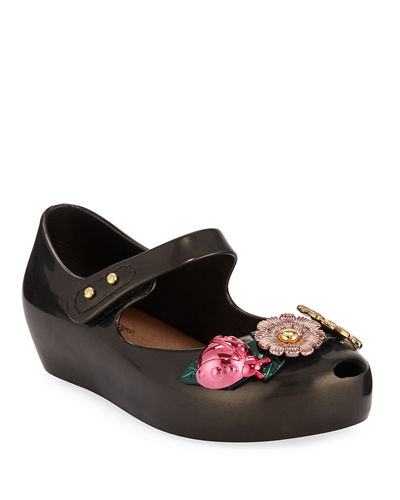 Ultragirl X Flower Mary Jane Flat, Toddler