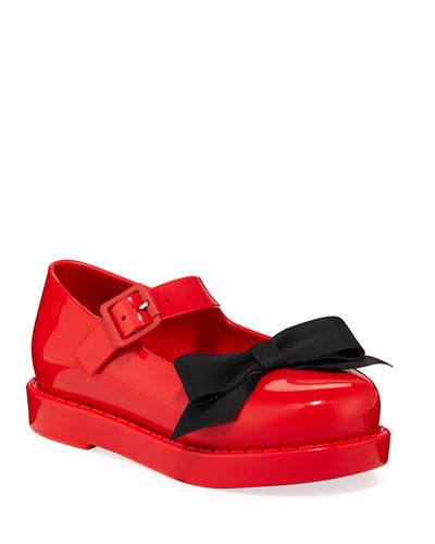 Maggie Bow Mary Jane Flats, Toddler