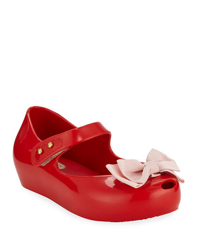Ultragirl Sweet Bow Mary Jane Flats, Toddler