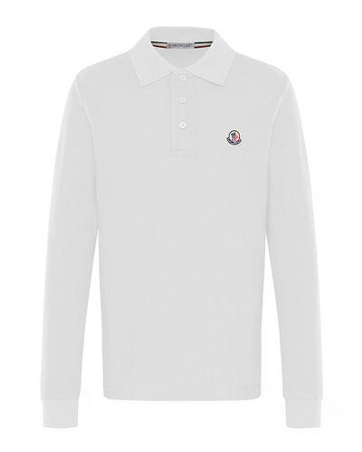 70b340e46 Moncler Cotton Logo Top