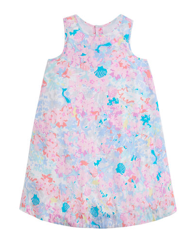 Joules Bunty Floral Dress, Size 2-6