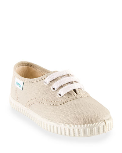 Lace-Up Canvas Sneakers  Toddler/Kids