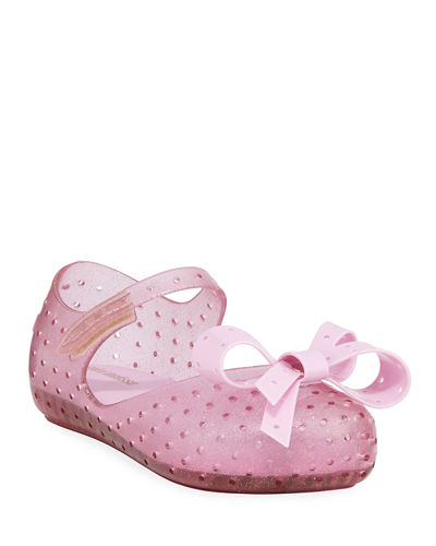 Furadinha XI Perforated Mary Jane  Baby/Toddler/Kids