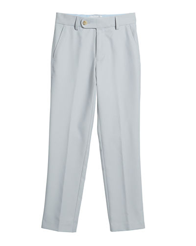 Boy's Durham Straight Leg Pants, Size XS-XL