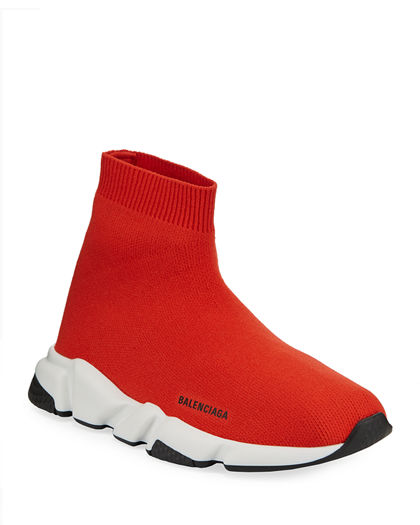 premium selection pre order super quality Balenciaga Speed Mid-Top Trainer Sock Sneakers, Toddler/Kids ...