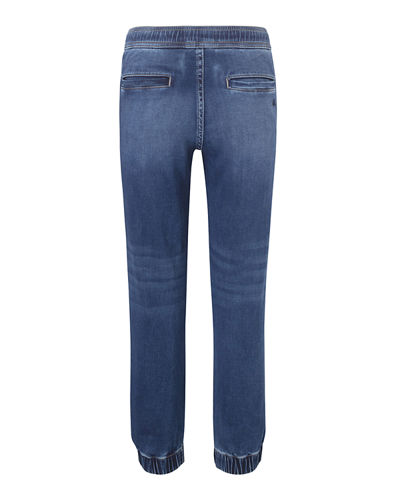 DL 1961 Jackson Denim Jogger Pants, Size 7-18