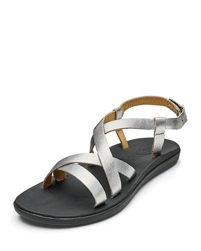 Girls' 'Upena Crisscross Sandals, Baby/Kid