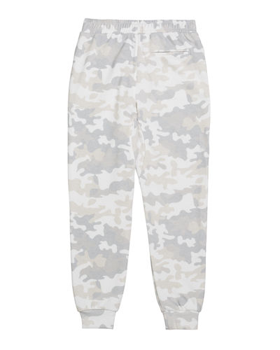 Lazypants Kid's Riley Camo French Terry Sweatpants, Size 6-14