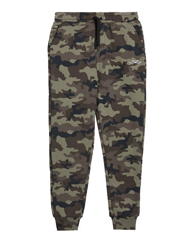 Kid's Charlie Premium Fleece Sweatpants, Size 6-14