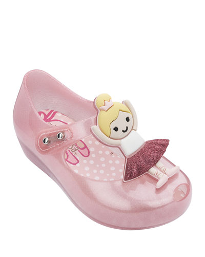 Ultragirl Ballerina Mary Jane Flats, Baby/Toddler