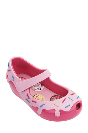 Mini Melissa Ultragirl Donut Mary Jane, Baby/Toddler