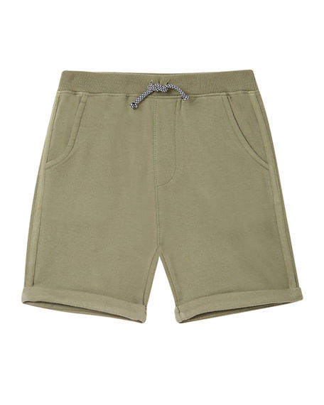 art & eden Boy's Timothy Pull-On Shorts, Size 2-10