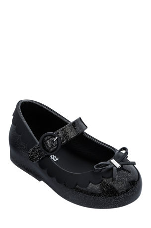Mini Melissa Sweet Love II Mary Jane Flats, Baby/Toddler