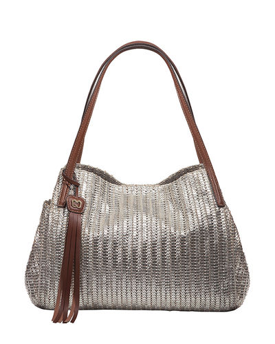 Eric Javits Aura Shoulder Bag w/Tassel