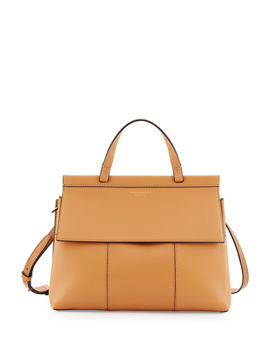 Block-T Satchel Bag