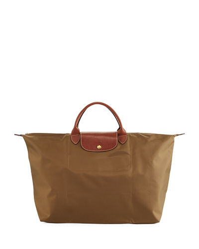 Longchamp Le Pliage Large Travel Tote Bag