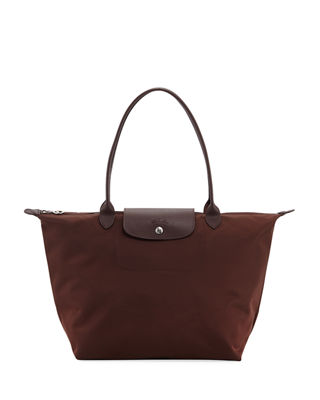 Longchamp Le Pliage Neo Large Nylon Tote Bag