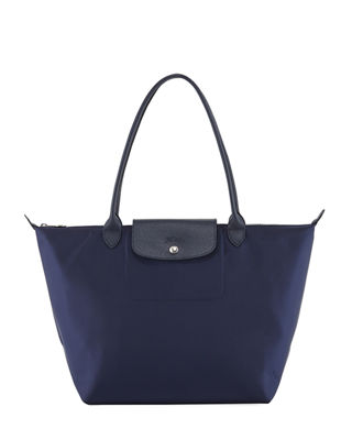 Longchamp Le Pliage N??o Large Nylon Tote Bag