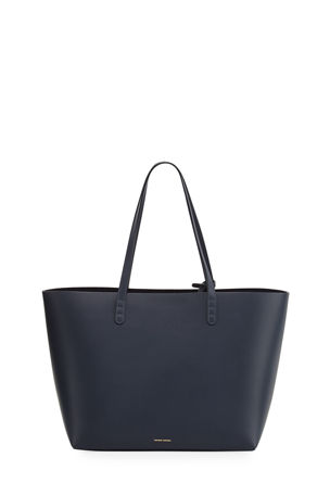 Mansur Gavriel Large Calf Leather Tote Bag
