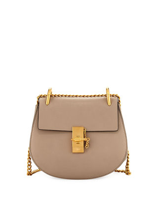 Chloe Drew Small Chain Shoulder Bag