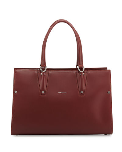 Longchamp Paris Premier Large Tote Bag