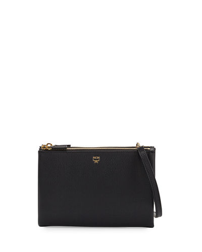 MCM Milla Double Crossbody Bag