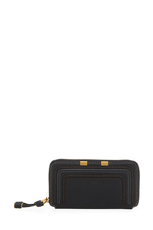 Chloe Marcie Medium Square Flap Wallet