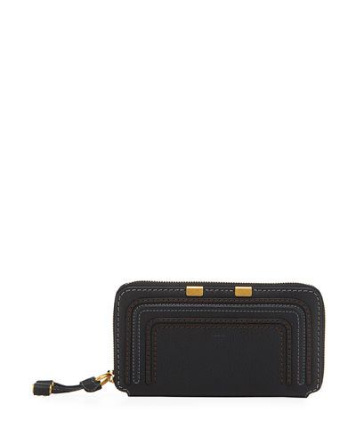 Marcie Medium Square Flap Wallet