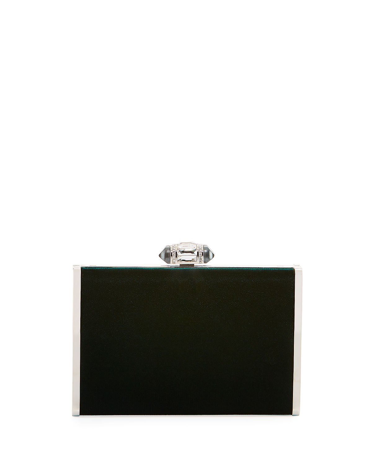 Tall Slender Rectangle Evening Clutch Bag