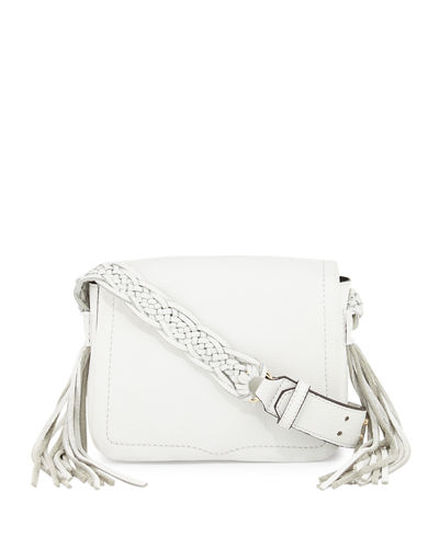 Wendy Small Leather Crossbody Bag