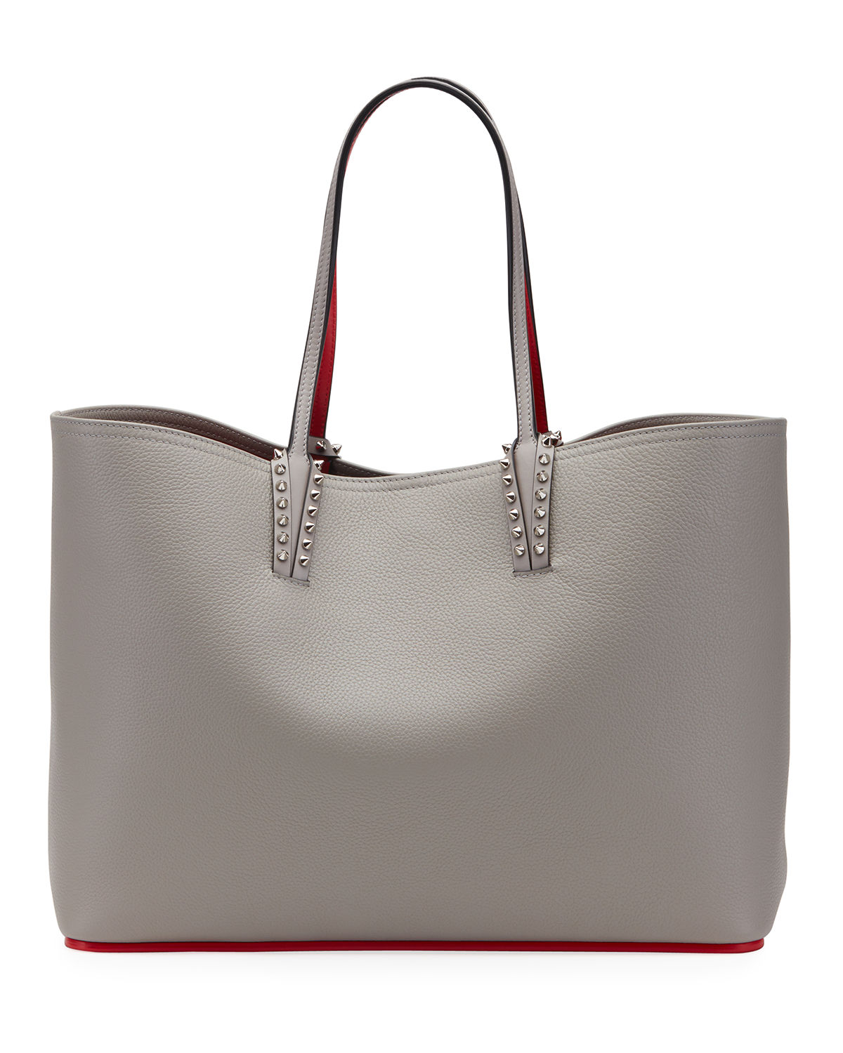 Christian Louboutin Totes Cabata East-West Leather Tote Bag