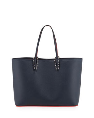6ec9f72acba7 Christian Louboutin Cabata East-West Leather Tote Bag