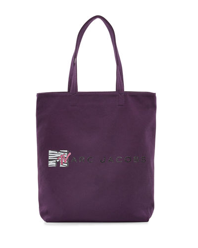 MTV North-South Tote Bag