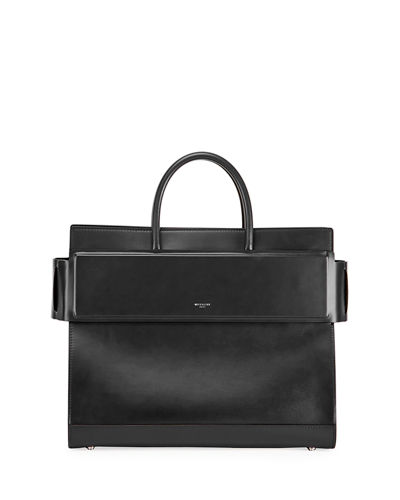 Horizon Medium Leather Tote Bag