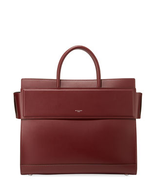 Image 1 of 3: Horizon Medium Leather Tote Bag