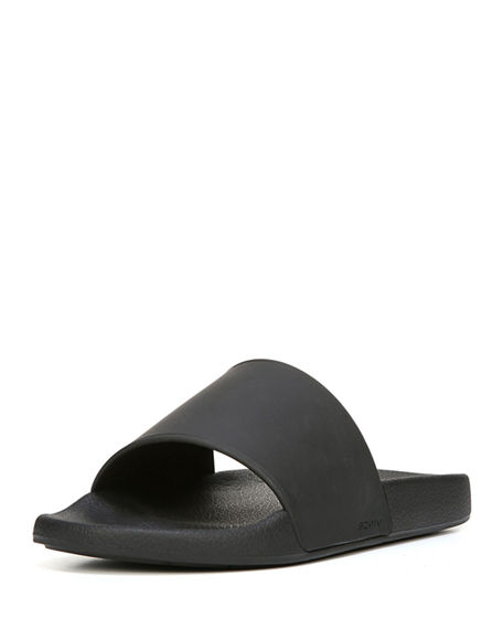 Buy Cheap Great Deals Vince Rubber Slide Sandals Amazing Price Online Buy Cheap Footaction Low Cost Online Outlet How Much HcUkKT7TKy