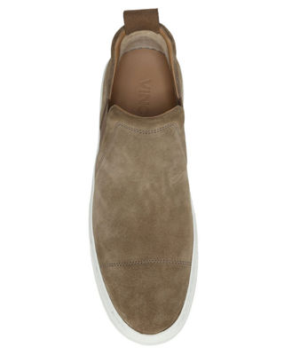 Image 3 of 3: Lucio Sport Suede Slip-On Sneaker