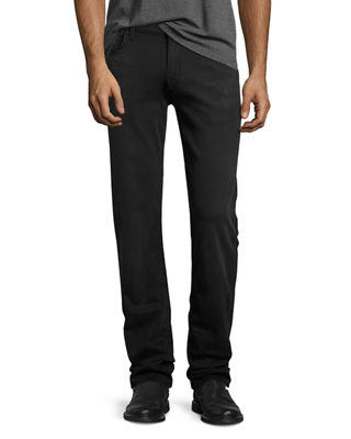 Image 1 of 3: Men's Luxe Sport: Slimmy Gray Jeans
