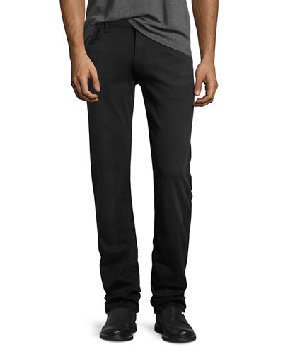 7 For All Mankind Luxe Sport: Slimmy Gray
