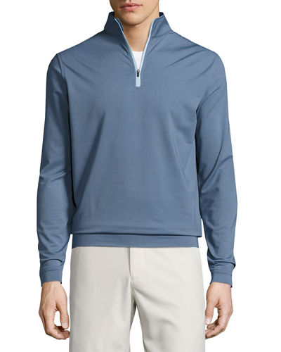 Peter Millar Pullover, Shirt, and Shorts