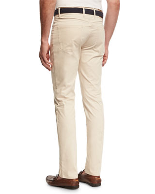 Collection Perfect Poplin 5-Pocket Pants
