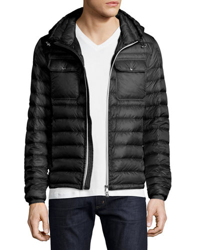 Moncler Douret Hooded Puffer Jacket
