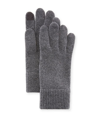 Portolano Cashmere Tech Gloves