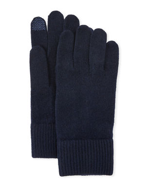 Portolano Cashmere Tech Gloves 16ca0394410d