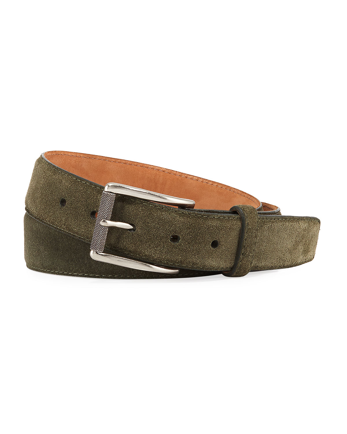 Men's Suede Belt