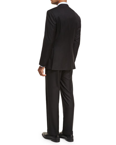 Essential Virgin Wool Two-Piece Suit